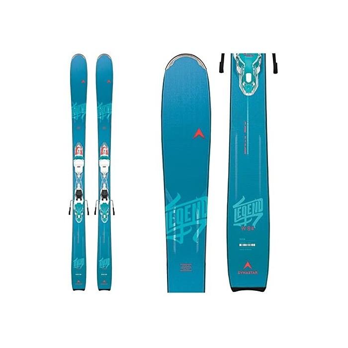 Ski Dynastar Legend w 80 - fixing xpress 11 b83