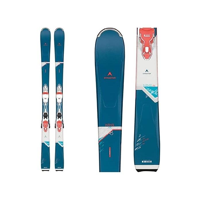 Intensive Ski Dynastar 08 - Befestigung xpress w11 B83