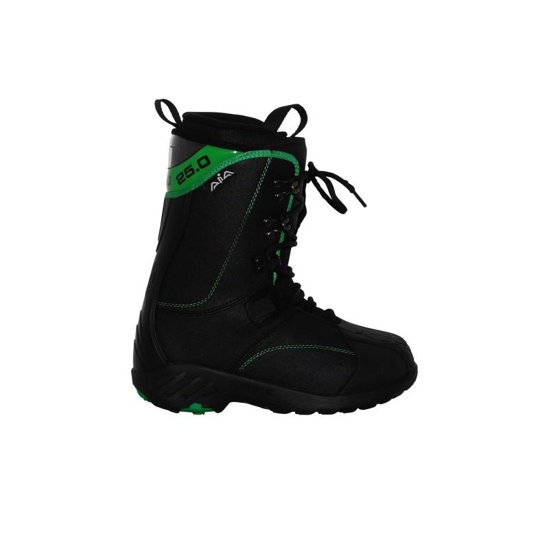 Boots occasion Atomic Aïa noir - Qualité A