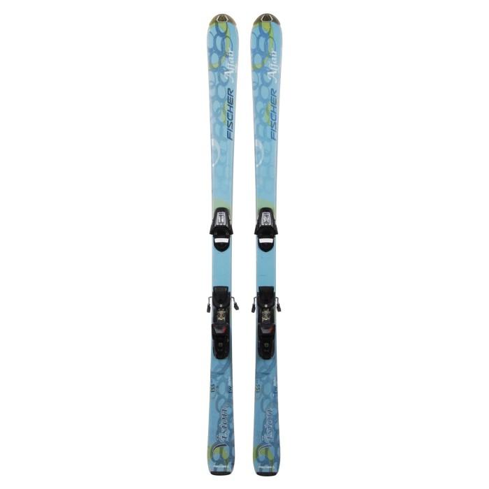 Ski occasion Fischer Vision Affair + fixations