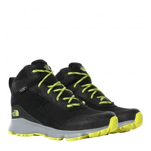 Chaussure TNF JR HH HKR II MID WP