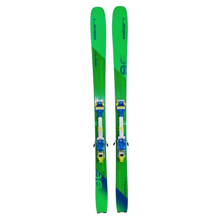 ski touring Elan Ripstick 96 included Tyrolia Ambition 12