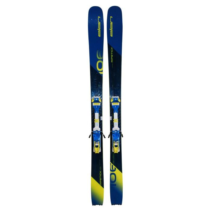 ski touring Elan Ripstick 106 included Tyrolia Ambition 12