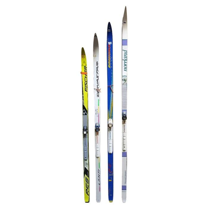 Esquís de fondo todas las marcas + fijaciones SNS Profil