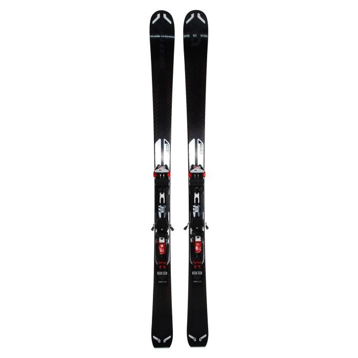 ski touring Scott Slight 83 included Marker Tour F10