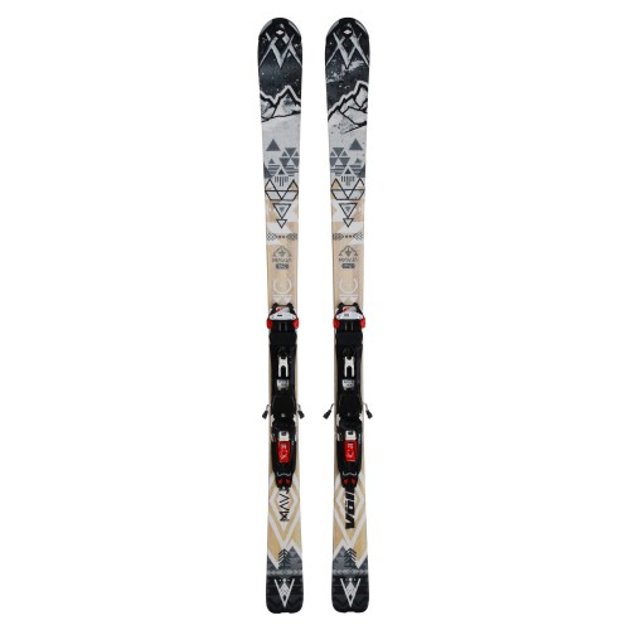 ski touring Völkl Mauja included Marker Tour F10