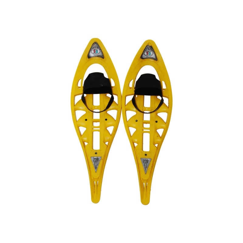Ocasión de raqueta de nieve TSL 710 amarillo
