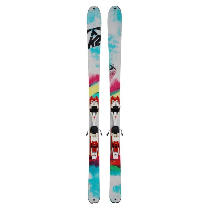 ski touring K2 Talk Back included Diamir Freeride Pro