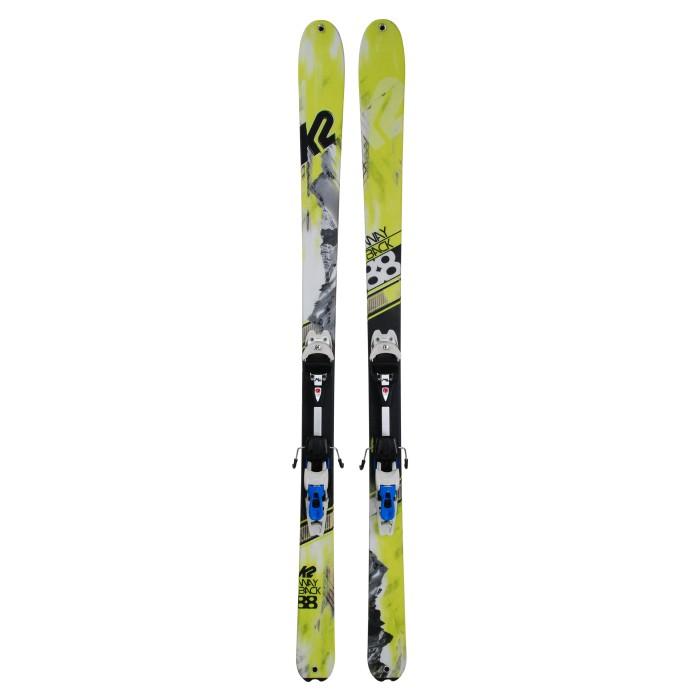 ski touring K2 Way Back 88 included Diamir Eagle 12