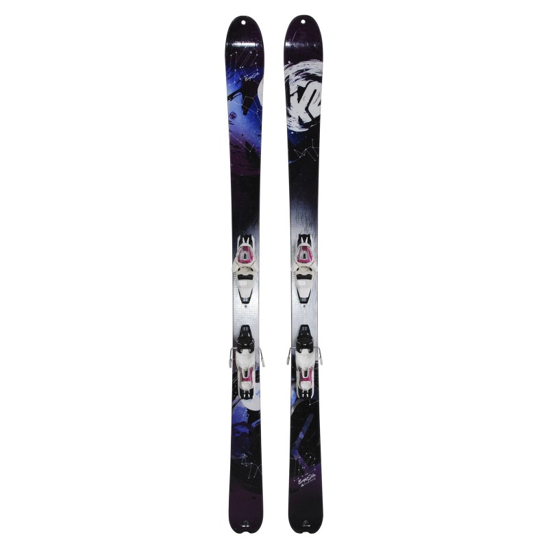 Ski occasion K2 Bright side - bindings - Quality A