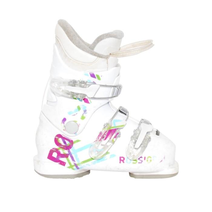 Chaussure de ski occasion junior Rossignol fun girl 4