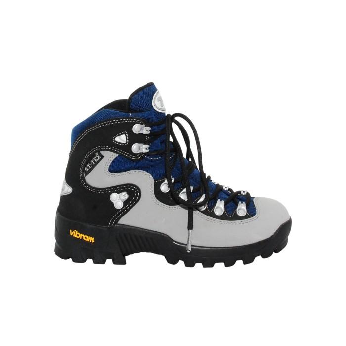 Chaussure de randonnée raquette / marche occasion TSL GT-TEX bleue grise