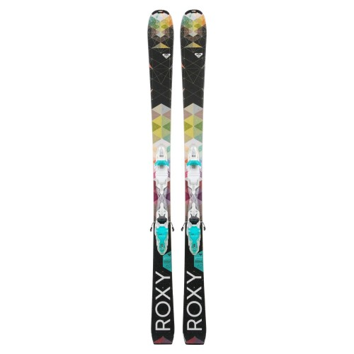 Ski used Roxy Dreamcatcher 85 - bindings