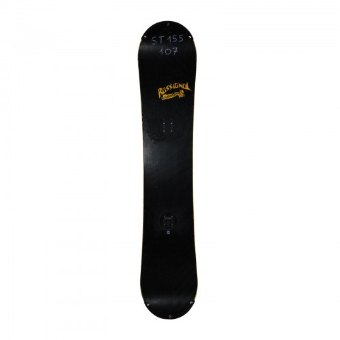 Snowboard occasion Rossignol accelerator XL - hull fastening