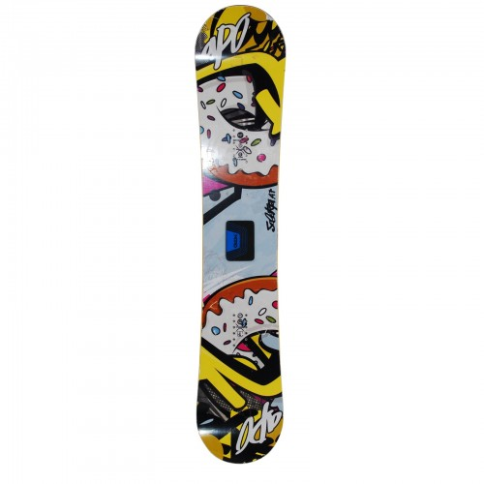 Snowboard used Apo Selekya - hull fastener