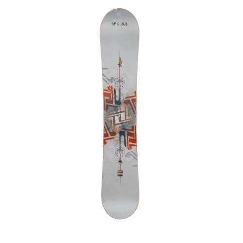 Snowboard occasion Rossignol accelerator IRT - hull fixing