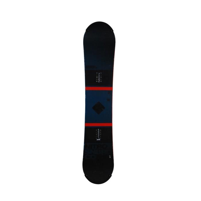 Snowboard Nitro Prime + bindings