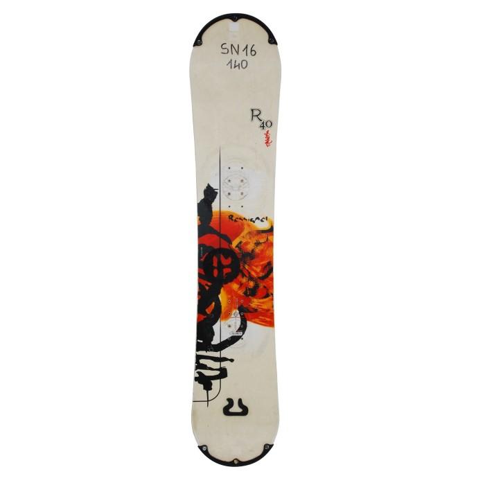 Snowboard occasion Junior Rossignol - fixing
