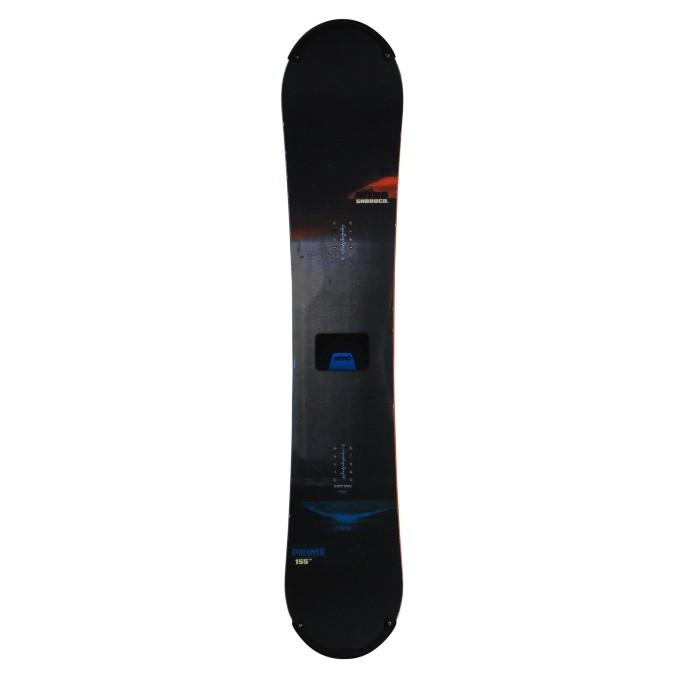 Snowboard occasion Nitro Prime + fixation