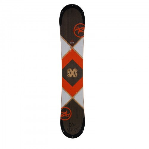 Snowboard occasion Rossignol EXP - fixing