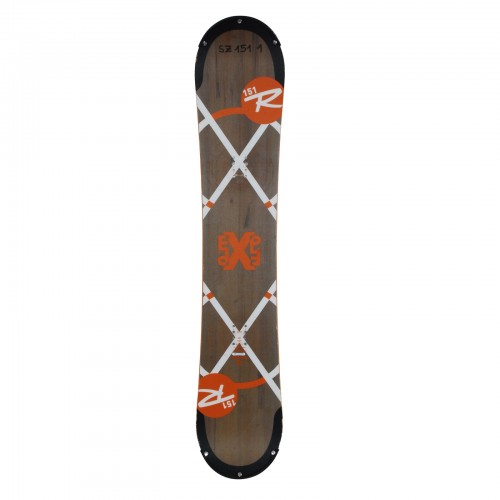 Snowboard occasion Rossignol EXP + fixation