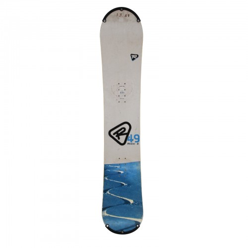 Snowboard occasion Rossignol Roc Z - hull fixing