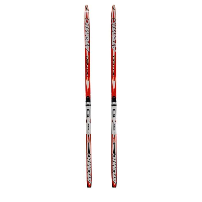 Cross-country ski Atomic MotionSkate + bindings SNS pilot