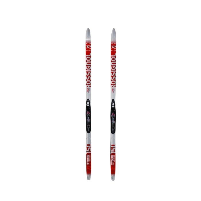 Cross-country ski Rossignol X Tour Venture + bindings NNN profil