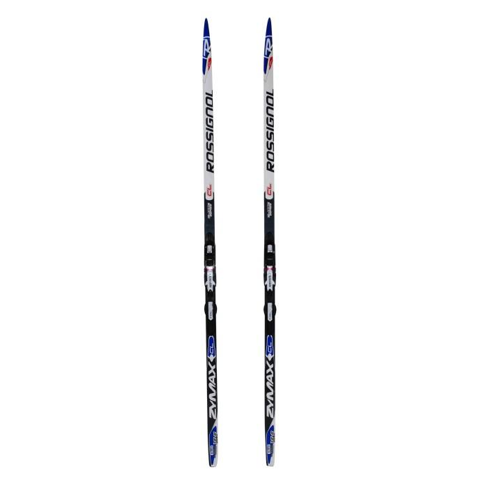 Cross-country ski Rossignol Zymax CL + bindings NNN Profil