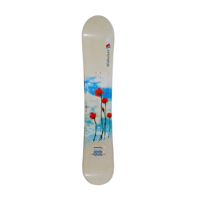 Snowboard occasion Nidecker ELB - hull fastener