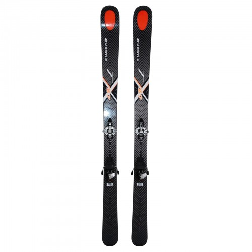 Used ski touring kastle Tour Haute Route + bindings Dynafit ST