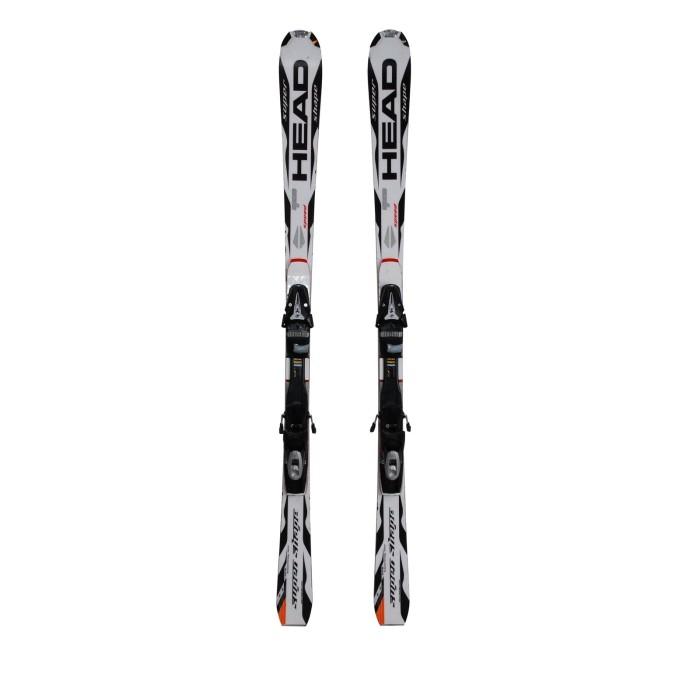 Ski occasion Head iSupershape Speed + fixations