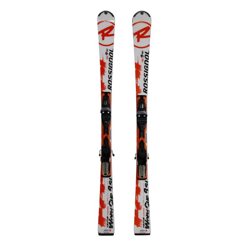 Ski occasion Rossignol Radical 8SL WC - bindings - Quality B