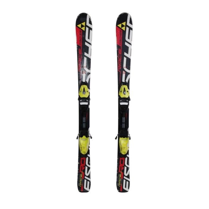 Ski Fischer Race RC4 + bindings