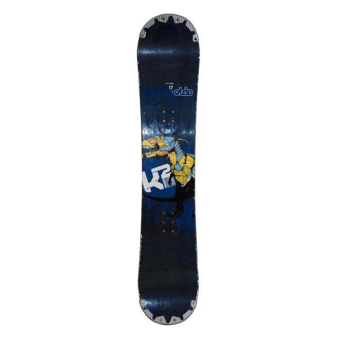 Snowboard used K2 Mighty eldo - hull fastening