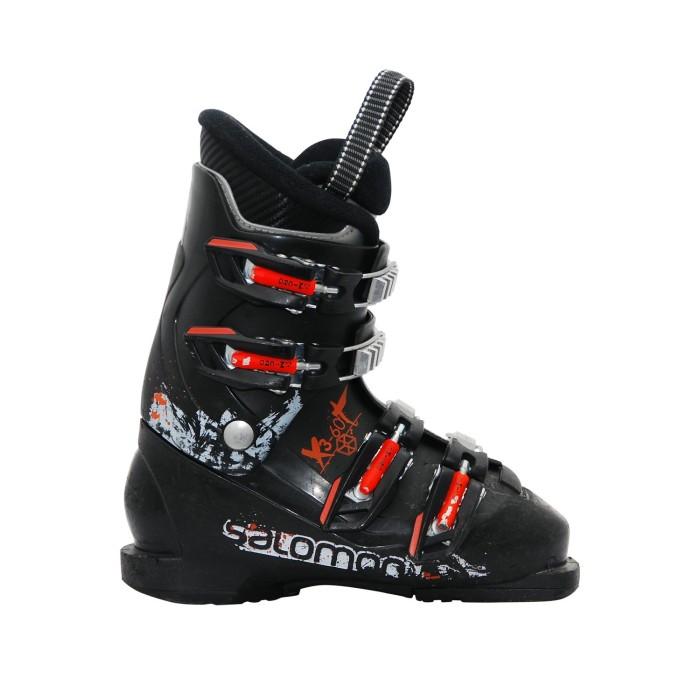 Chaussure de ski occasion junior Salomon X3-60