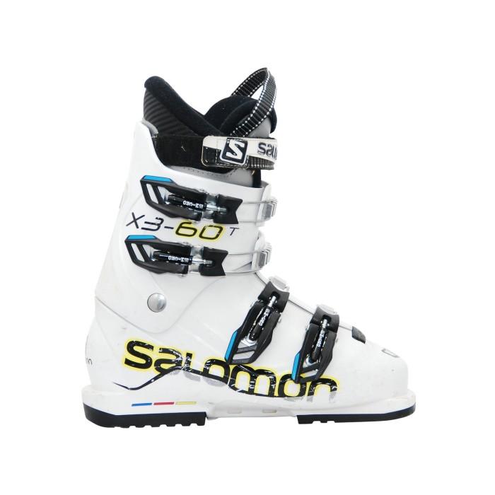 Chaussure de ski occasion junior Salomon X3-60 t