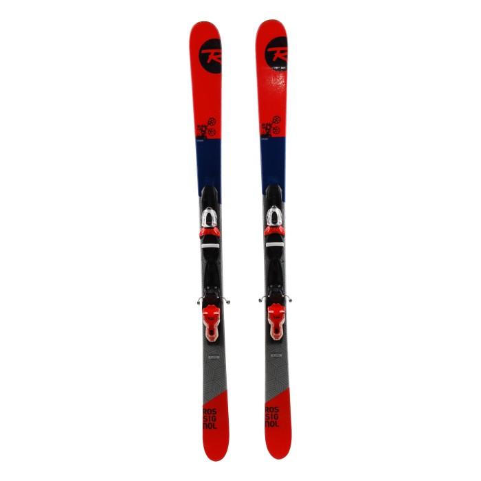 Ski occasion Rossignol Sprayer + fixations