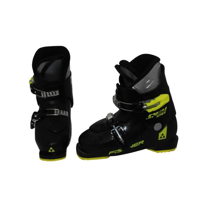 Ski boot Fischer RC4 jr
