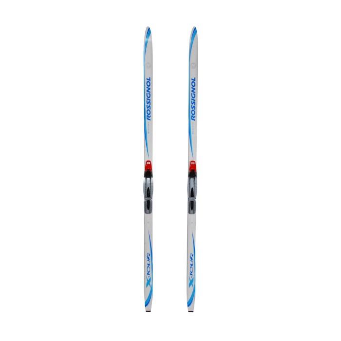 Cross-country ski Rossignol X Tour Escape + bindings NNN profil