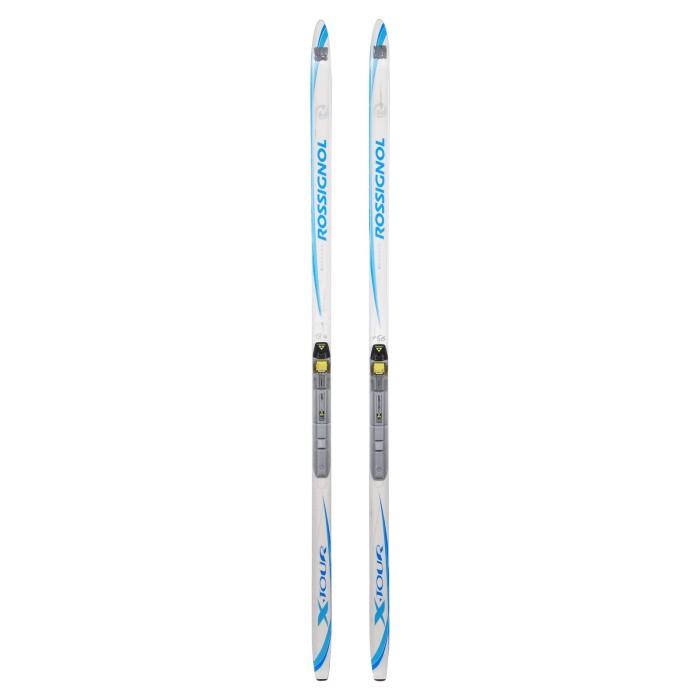 Cross-country ski Rossignol X Tour Escape + bindings SNS profil