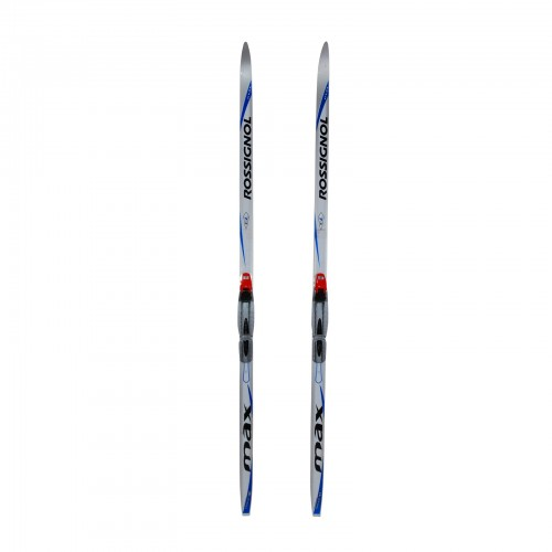 Used cross-country skiing Rossignol Max CL + NNN Fixation Profile