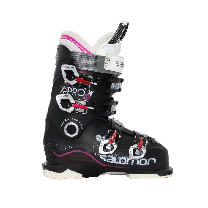 Chaussure ski occasion Salomon Xpro 80 w