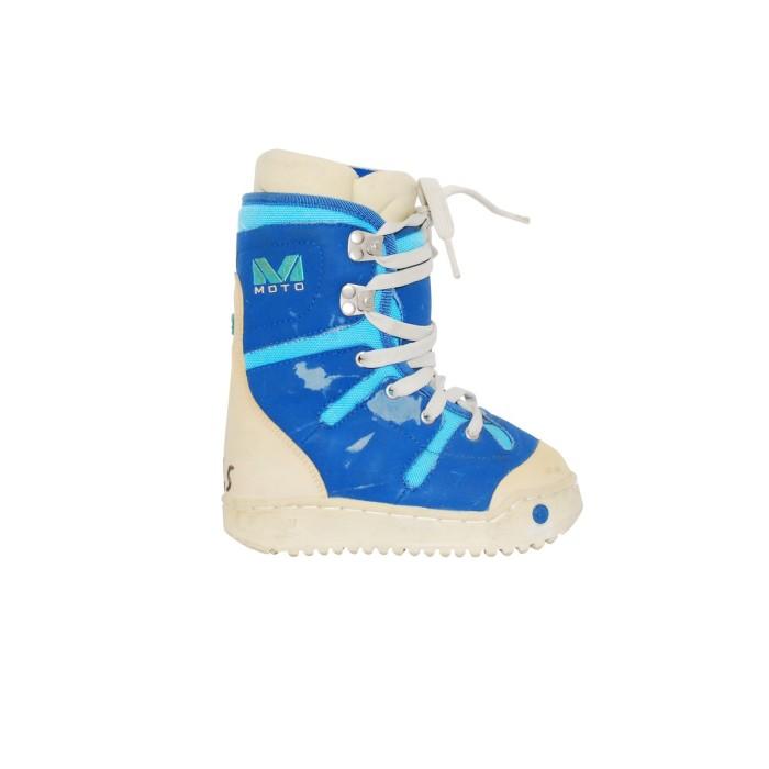 Boots occasion Junior MOTO