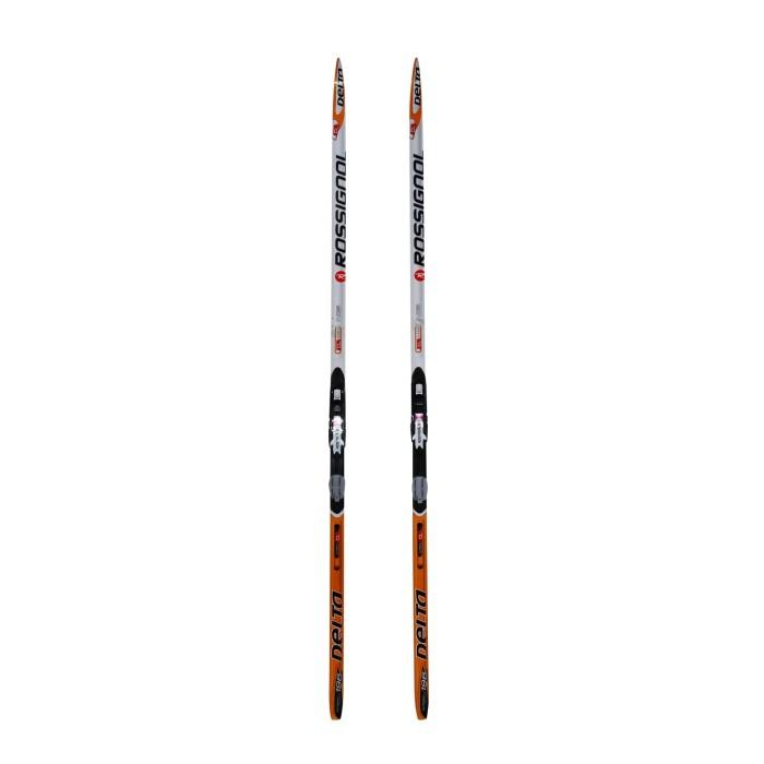 Cross-country ski Rossignol Delta CL + bindings NNN Profil