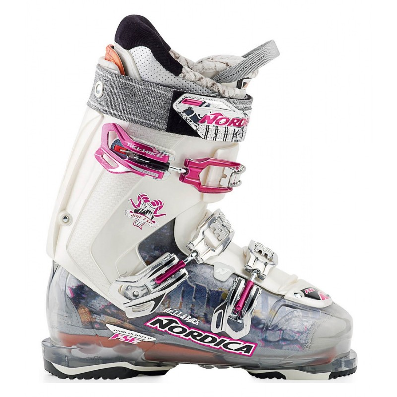 Chaussure Ski Freeride Femme NORDICA Hell & Back Hike Exp W