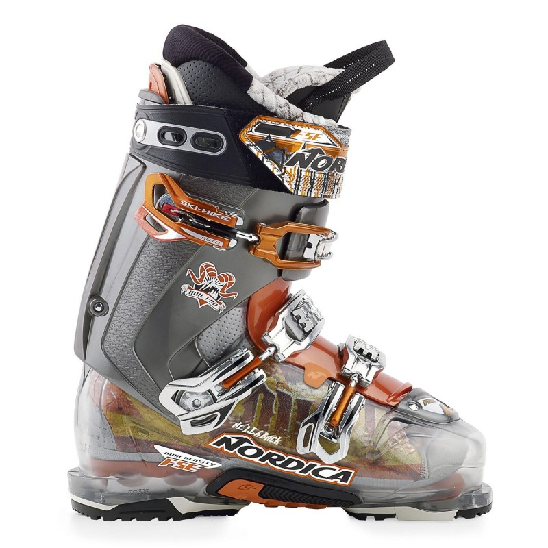 Chaussure Ski alpin Homme NORDICA Hell & Back Hike Pro