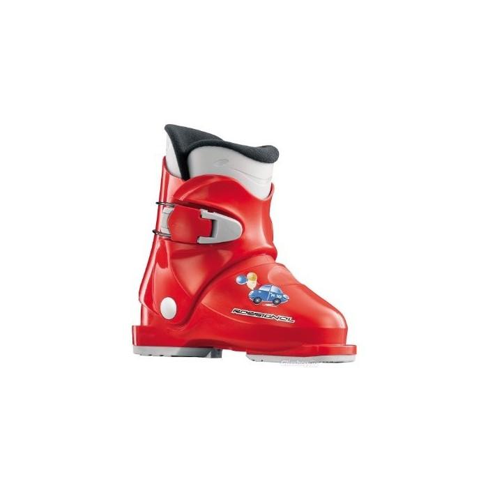Chaussure ski junior Rossignol Rouge R18