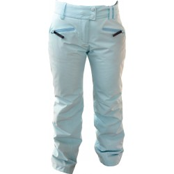 Pantalon Ski junior WATTS Noane bleu clair n°301b