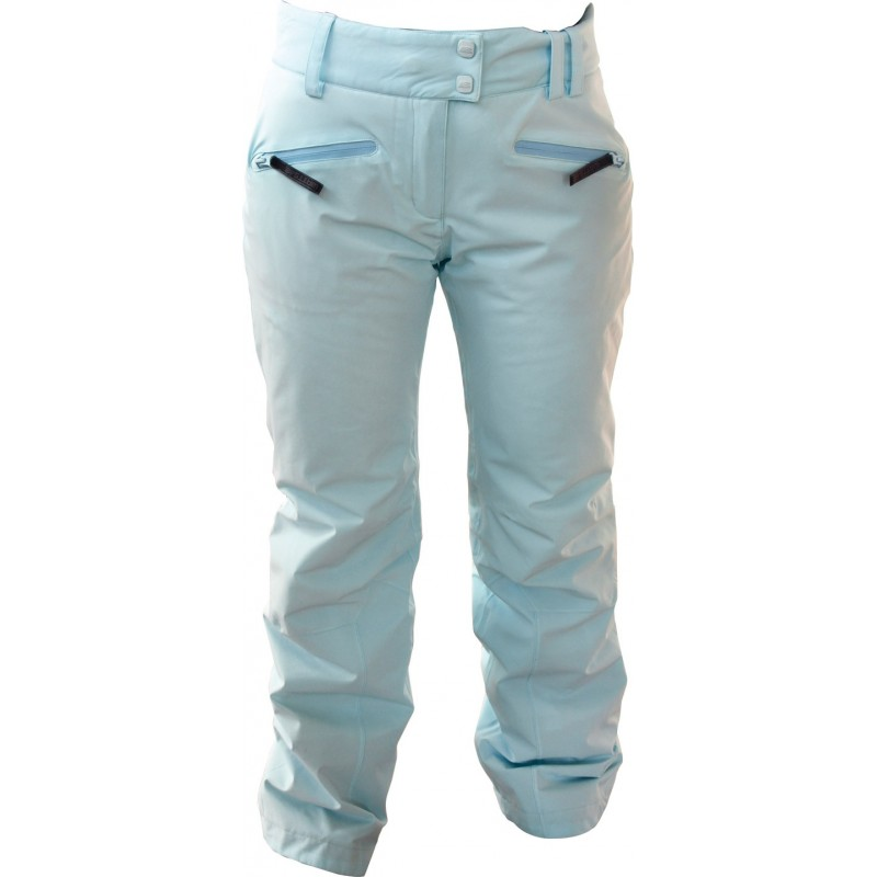 Pantalon Ski junior WATTS Noane bleu clair